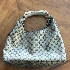Gucci hobo/shoulder bag